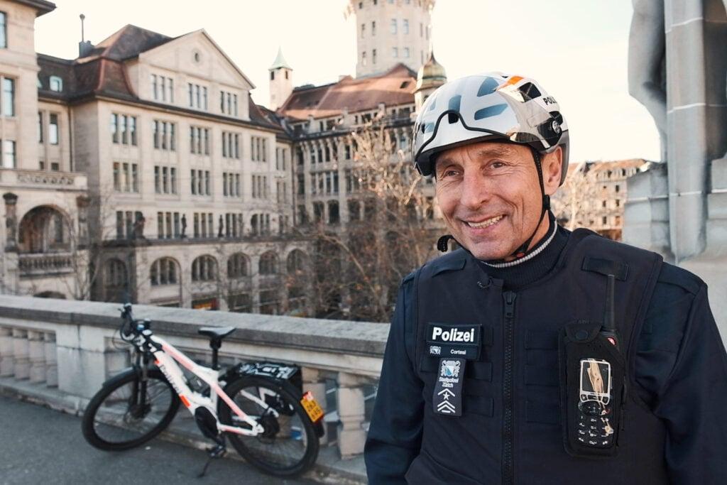 Mario Cortesi Stadtpolizei Zürich