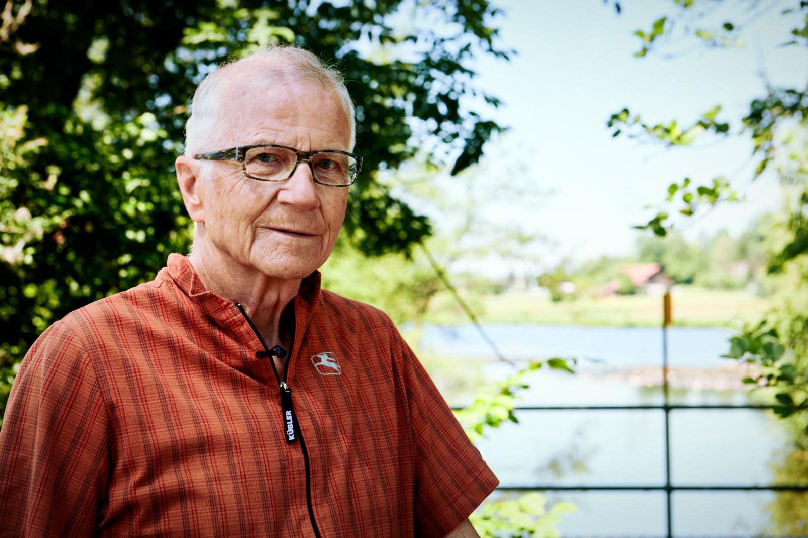 Portraitfoto von Peter Kunz